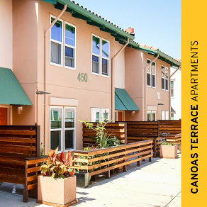 Canoas Terrace Apartments in San Jose