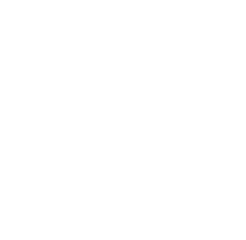 white recycle arrow symbol